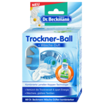 Dr. Beckmann Trockner-Ball + Probiergröße Wäsche-Duft