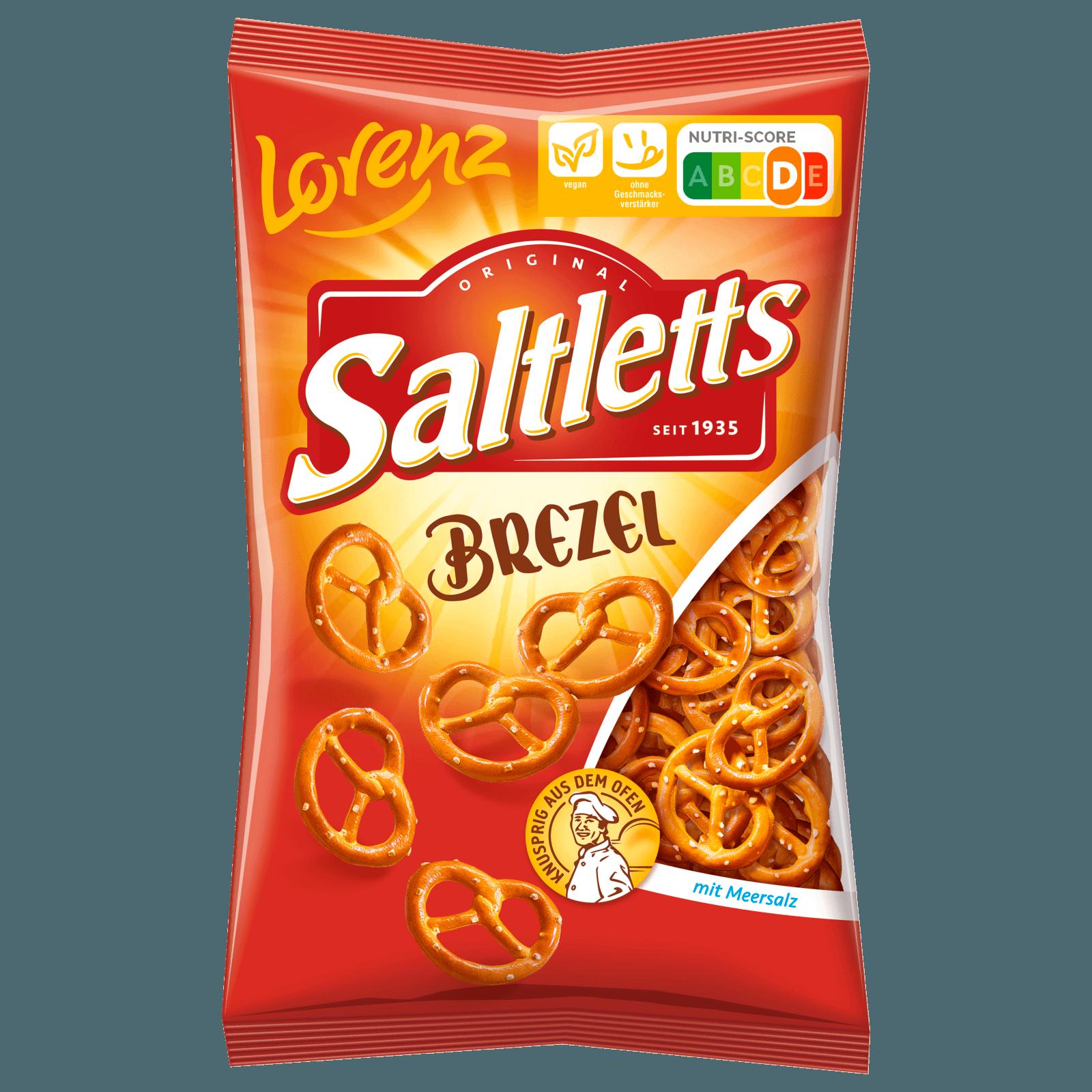 Lorenz Saltletts Brezel 200g
