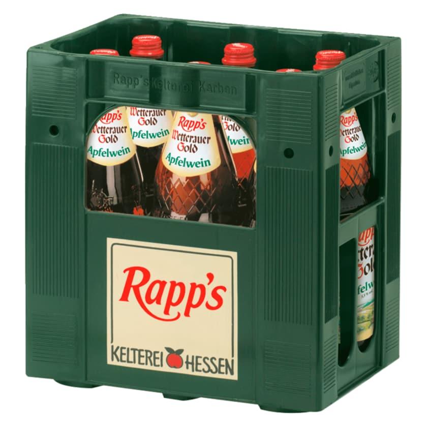 Rapp's Gold 6x1l