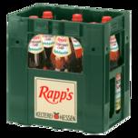 Rapp's Gold Apfelwein 6x1l
