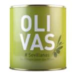 Olivas Sevillanas grüne Oliven 80g