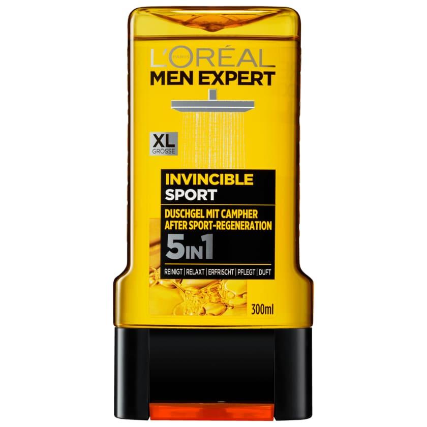 L'Oréal Men Expert Duschgel Invincible Sport Campher 300ml