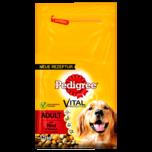 Pedigree Hundefutter trocken Adult Rind und Gemüse 1,5kg