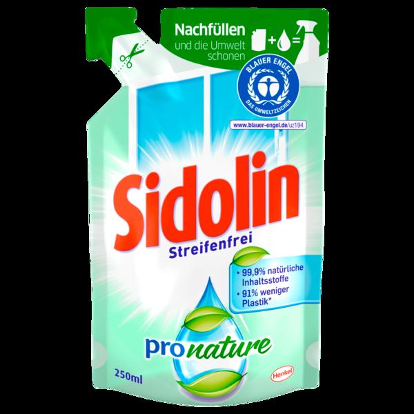 Sidolin Pro Nature Sensitive Nachfüllbeutel 250ml
