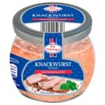 Die Thüringer Knackwurst gegart 300g