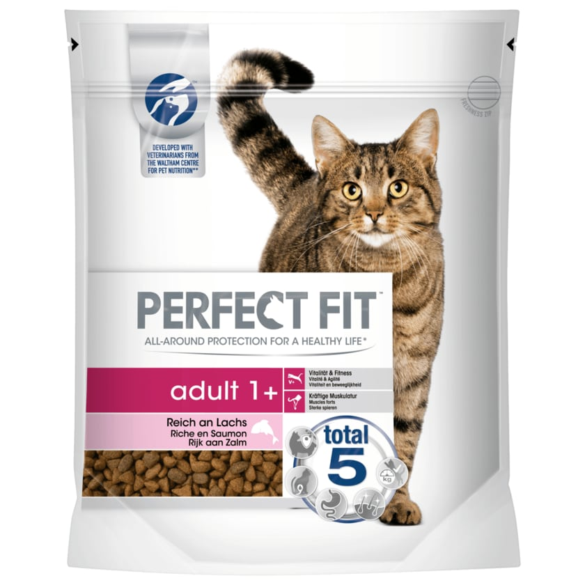 Perfect Fit adult 1+ reich an Lachs 750g