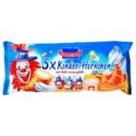 Kuchenmeister Kinderhörnchen mit Milchcreme 5er 240g