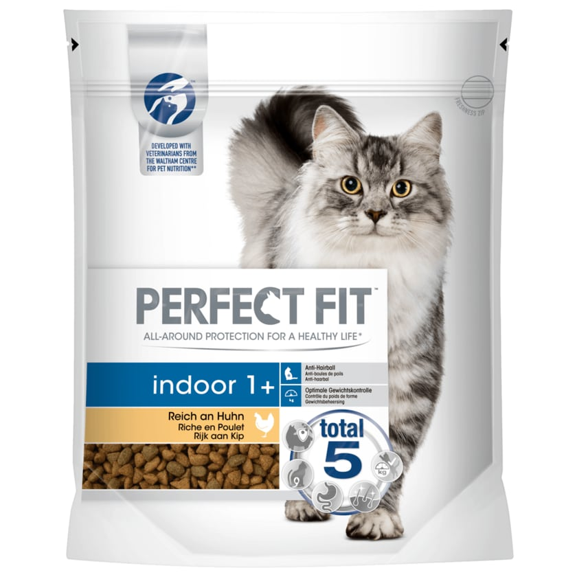 Perfect Fit Indoor 1+ Reich an Huhn 750g
