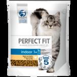 Perfect Fit Katzenfutter Indoor 1 + Huhn 1400g