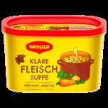 Maggi Klare Fleisch Suppe ergibt 16 Liter