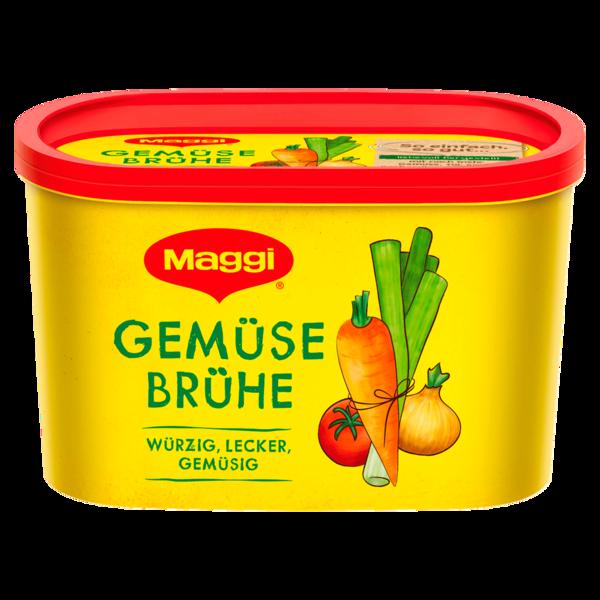 Maggi Gemüse Brühe ergibt 18 Liter