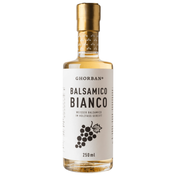 Ghorban Balsamico Bianco 250ml