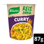 Knorr Reis Snack Curry 87g