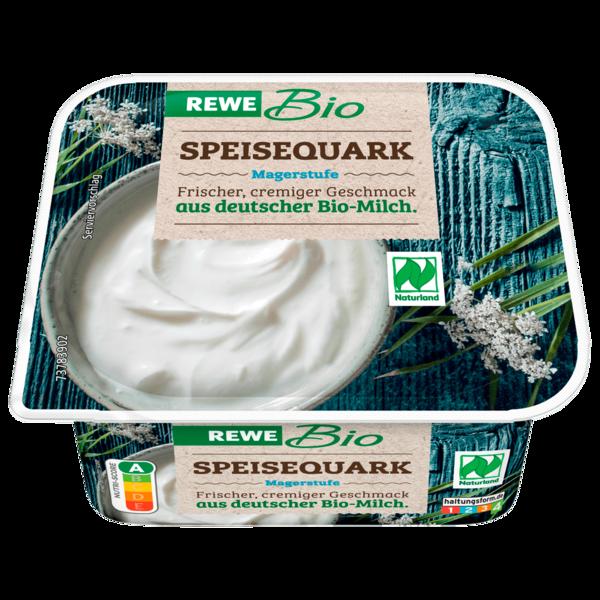 REWE Bio Speisequark Magerstufe 250g