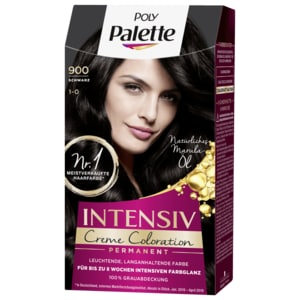 Poly Palette Intensiv-Creme-Coloration 900 Schwarz 115ml