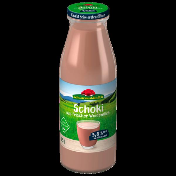 Schwarzwaldmilch Schoki 3,8% 500ml