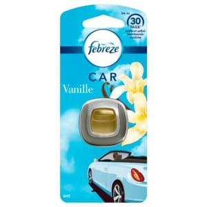 Febreze Auto Lufterfrischer Vanille 2ml