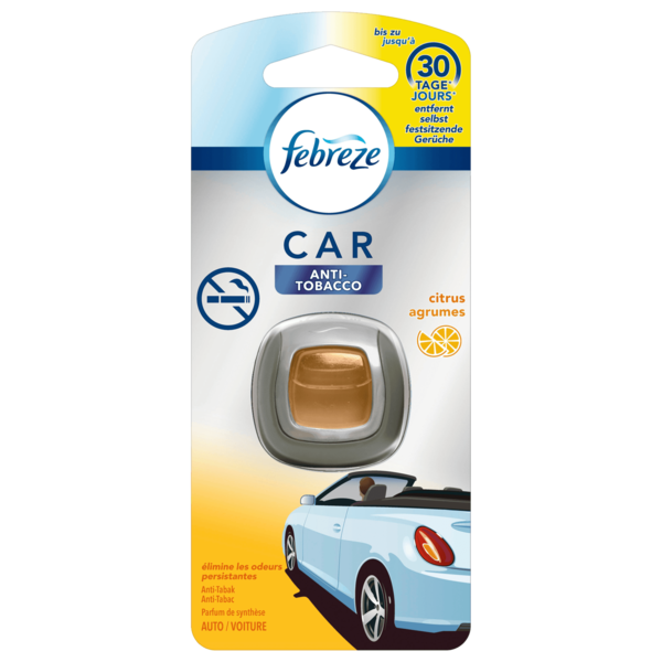 Febreze Car Anti-Tobacco 2ml