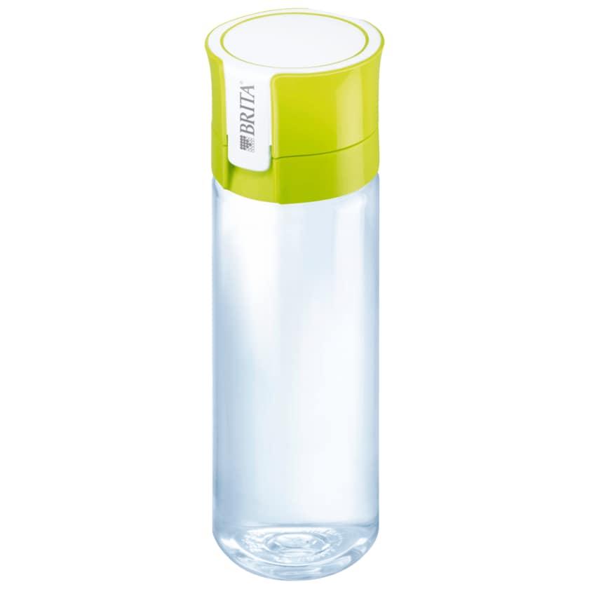 Brita Fill & Go Vital Wasserfilter-Flasche 0,6l Lime