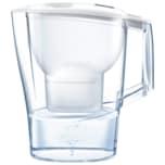 Brita Wasserfilter Aluna Cool Weiß 2,4l inkl. 1 Filterkartusche MAXTRA+