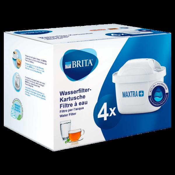Brita Maxtra+ Filterkartuschen 4 Stück