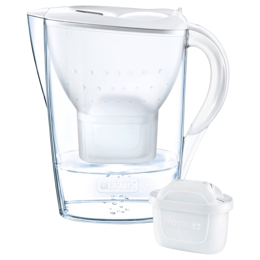 Brita Fill & Enjoy Wasserfilter Marella weiß
