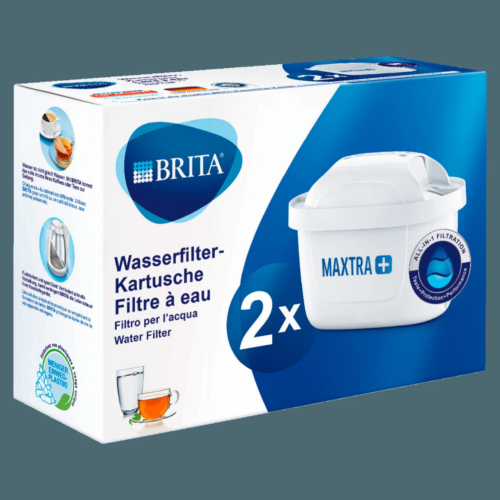Brita Filterkartuschen 2 Stück