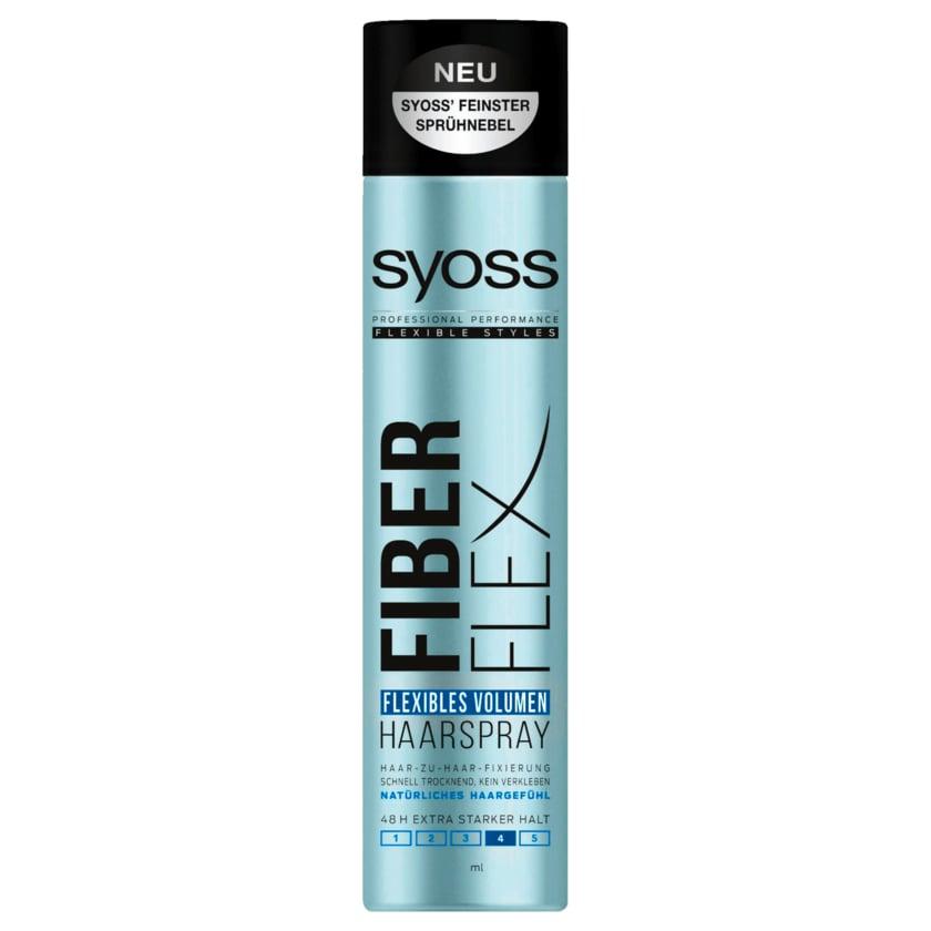Syoss Haarspray Flexibles Volumen extra starker Halt 400ml