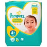 Pampers Premium Protection Gr.4+ Maxi Plus 10-15kg 21 Stück