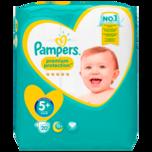 Pampers Premium Protection Gr.5+ Junior Plus12-17kg 20 Stück