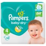 Pampers Baby Dry Gr.4 Maxi 9-14kg Sparpack 34 Stück