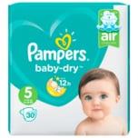 Pampers Baby Dry Gr.5 11-16kg 30 Stück