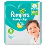 Pampers Baby Dry Windeln Gr.6 Extra Large 13-18kg 26 Stück