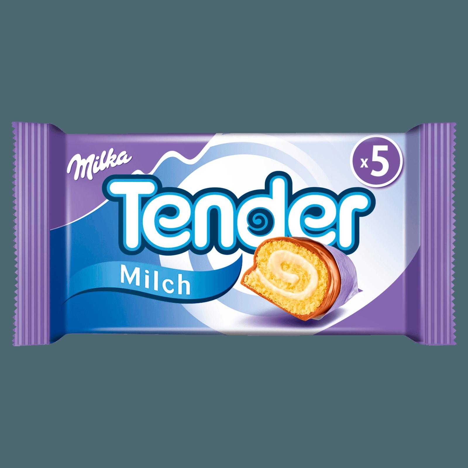 Milka Tender Milch 5x37g Bei Rewe Online Bestellen