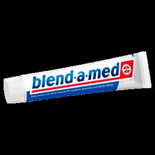 Blend-a-med Zahnpasta weiß 75ml