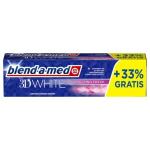 Blend-a-med Zahnpasta 3D White Vitalizing fresh 100ml
