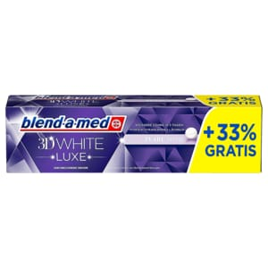 Blend-a-med 3D White Luxe Pearl Shine 100ml