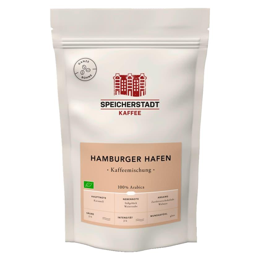 Hamburger Hafen Kaffeemischung gemahlen 250g