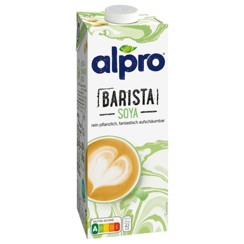 Alpro Soja-Drink Barista vegan 1l