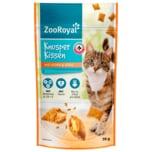 ZooRoyal Knusperkissen mit Huhn und Käse 70g