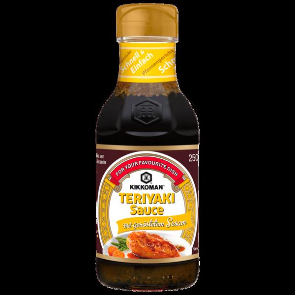 Kikkoman Teriyaki Sauce Sesam 250ml