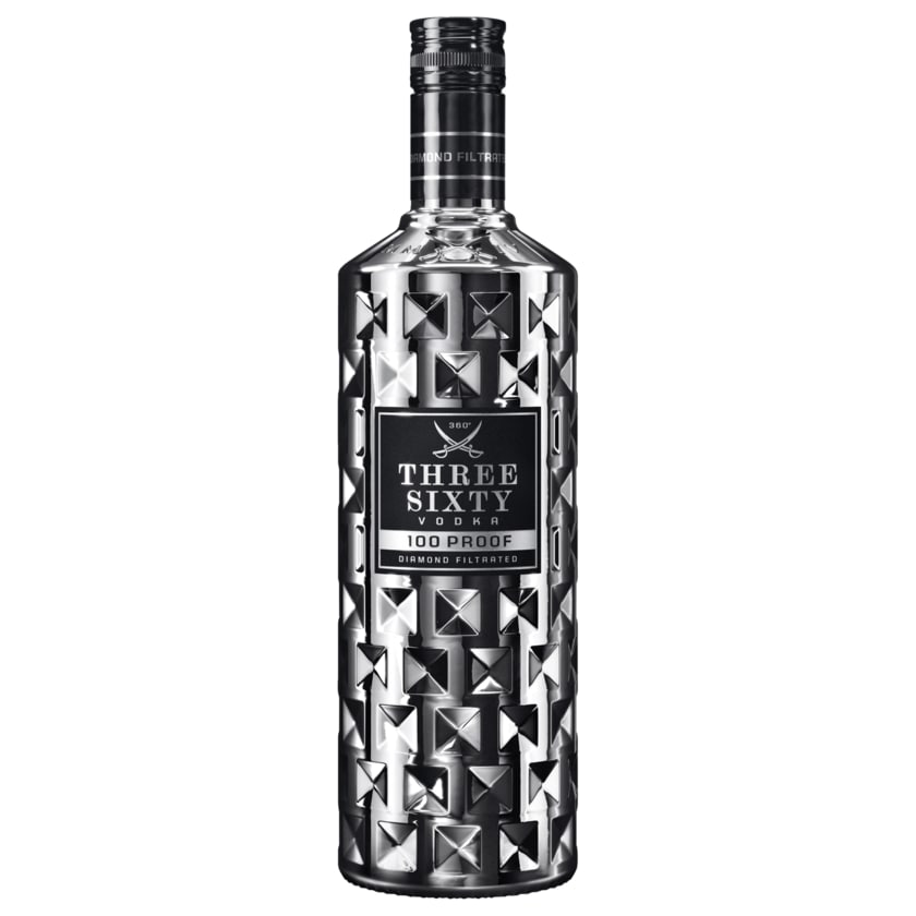 Three Sixty Vodka 0,7l