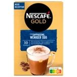 Nescafé Gold Typ Cappuccino Weniger Süß 125g