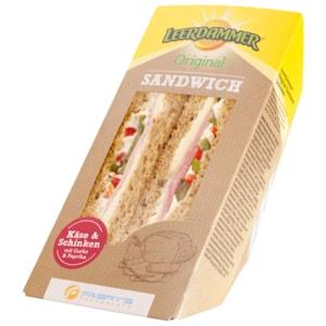 Leerdammer Sandwich Schinken 185g