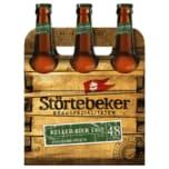 Störtebeker Brauspezialitäten Keller-Bier 6x0,33l