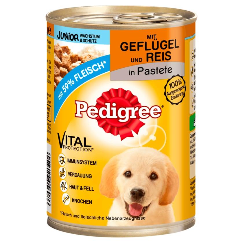 Pedigree Für Welpen mit Geflügel & Reis 400g