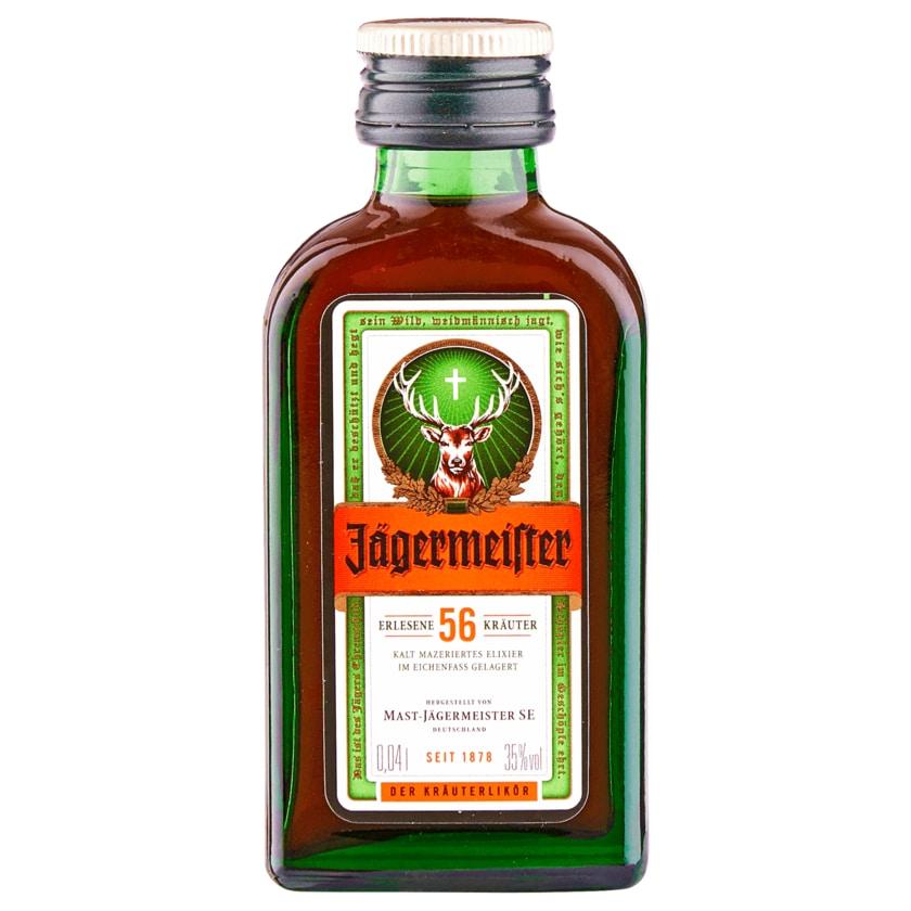 Jägermeister Kräuter Likör 0,04l