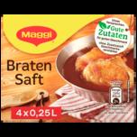 Maggi Bratensaft 4x0,25l