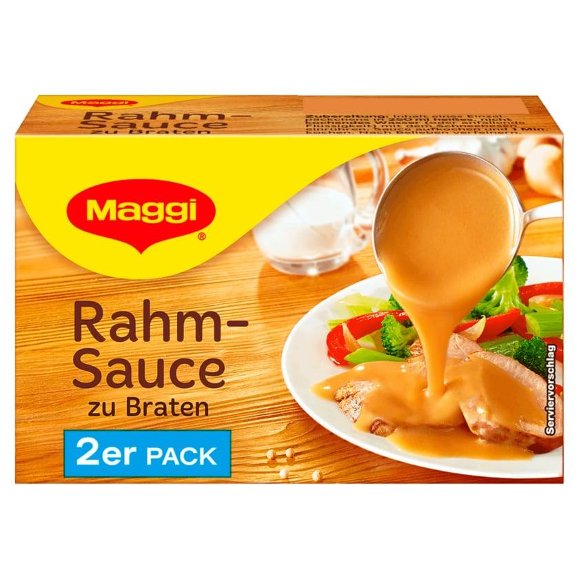 Maggi Rahm-Sauce zu Braten 2er Pack ergibt 2x250ml