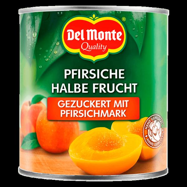 Del Monte Pfirsiche halbe Frucht 470g